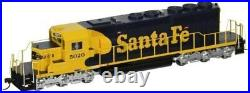 Bachmann 60913 HO Scale Santa Fe #5020 EMD SD40-2 DCC Equipped Diesel Locomotive