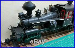 Bachmann G Scale Heisler Locomotive No 81798