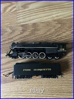 Bachmann HO Scale C&O Berkshire Locomotive withDCC/Sound