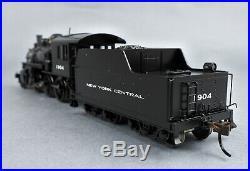 Bachmann Ho Scale 51808 Nyc Alco 2-6-0 Steam Engine & Tender #1904 DCC Sound