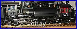 Bachmann SPECTRUM G Scale 2-6-6-2 Saddle Tank locomotive