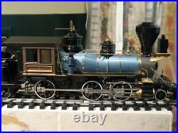 Bachmann Spectrum G Scale 81494 ET&WNC 2-6-0 Mogul Steam Locomotive & Tender #2
