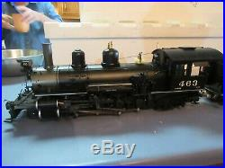 Bachmann Spectrum Rio Grande K-27 2-8-2 Locomotive & Tender G Scale