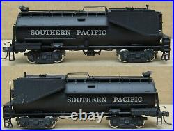 Balboa SP/Southern Pacific 2-8-2 Steam Engine PAINTED BRASS HO-Scale
