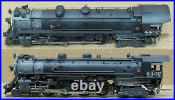 Balboa Scale Models Southern Pacific GS-1 4-8-4 Steam Engine PAINTED HO BRASS