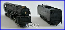 Bowser HO Scale Challenger 4-6-6-4 Steam Locomotive Articulated Union Pacific