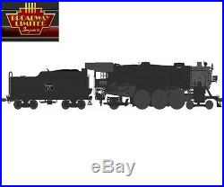 Broadway Limited 4608 HO Scale USRA 4-6-2 FW&D #552 Locomotive with DCC & Sound