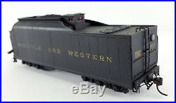 Broadway Limited 5200 N&W Class A 2-6-6-4 Steam Locomotive 1235 HO Scale Sound