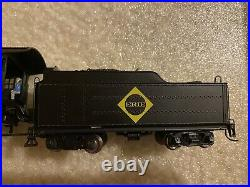 Broadway Limited Erie #2922 Steam Locomotive HO Scale DCC/DC