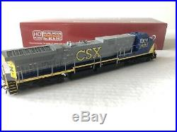 Broadway Limited HO Scale AC6000, CSX Locomotive with Smoke, Sound, DCC