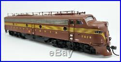 Broadway Limited Ho Scale 2360 Prr E8a Diesel Engine #5809 DCC Sound