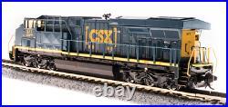Broadway Limited N SCALE GE ES44AC CSX 993 Boxcar Scheme Paragon3 Sound/DC/DCC