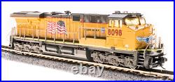 Broadway Limited N SCALE GE ES44AC UP 8098 Buildng America Paragon3 Sound/DC/DCC