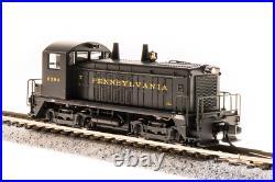 Broadway Limited N Scale EMD SW7 PRR 9384 Brunswick Green Paragon3 Sound/DC/DCC