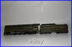 Challenger Imports Brass Ho Scale Chicago & Northwestern 4-6-4 Locomotive Engine