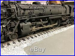 Custom Weathering Your Steam Locomotive O Scale Brass MTH lionel 2 3 Rail Sunset