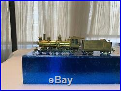 D&RGW T-12 HOn3 4-6-0 Balboa Scale Models brass steam locomotive
