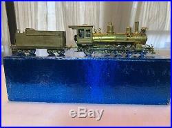 D&RGW T-12 HOn3 4-6-0 Balboa Scale Models brass steam locomotive