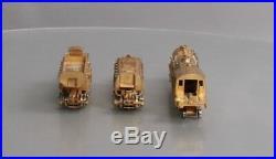 Fulgurex/KMT HO Scale BRASS 4-8-4+4-8-4 Beyer Garratt Steam Locomotive EX/Box