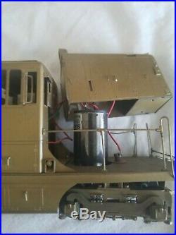 GE 44 Ton Brass Diesel Locomotive O Scale