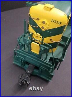 G Scale Aristo Craft ART 22216 Chicago NorthWestern RS-3 #1615 Locomotive