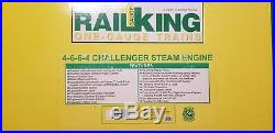 G Scale Denver Rio Grande 4-6-6-4 Challenger Steam Engine withProto Sound 2.0