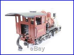 G Scale LGB 2219S PRR Pennsylvania 2-6-0 Mogul Steam Locomotive #2219 with Sound