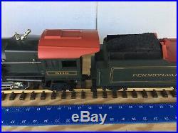 G Scale Lionel 4-4-2 Steam Locomotive & Tender Made In America