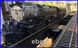 G Scale MTH 70-3002-1 CHALLENGER 4-6-6-4 STEAM ENGINE PROTO2.0 SOUND RARE W BOX