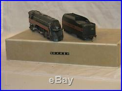 Gem Norfolk and Western HO Scale Brass J Steam Engine and Tender