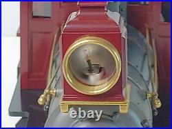 HLW Hartland Locomotive Works Forney Engine Undec 244 G-Scale Engine Used 09402
