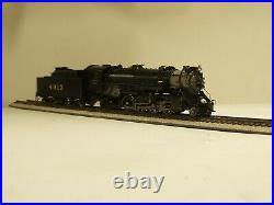 HO Brass Locomotive Southern Railway MS-4 2-8-2 #4913 Precision Scale