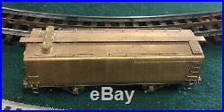 HO Brass N & W 2-6-6-4 Locomotive, Tender & Water Car. United Scale Models Japan