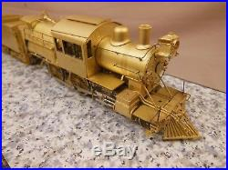 HO SCALE BRASS OVERLAND OMI-1509 PHILADELPHIA & READING'D8sd' 4-4-0 LOCOMOTIVE