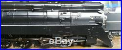 HO Scale 4-8-4 Western Pacific Steam Locomotive #485 DCC On Board Bachmann