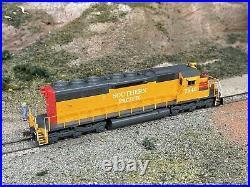 HO Scale Athearn SP SD40 Locomotive DCC Tsunami Sound Southern Pacific Daylight