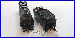HO Scale BLI 2-10-0 PRR Steam Locomotive DC / DCC with QSI SOUND LN