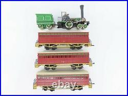HO Scale Bachmann 00690 The Pegasus Passenger Train Set with Steam Locomotive