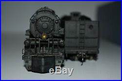 HO Scale Brass United Norfolk & Western Class A 2-6-6-4 Steam Locomotive 1239