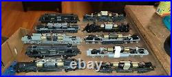 HO Scale Diesel Engine Chassis Lot