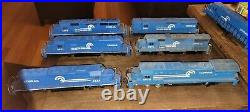 HO Scale Diesel Engine Conrail Lot 1