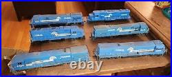 HO Scale Diesel Engine Conrail Lot 2
