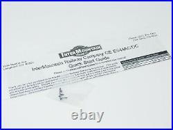 HO Scale InterMountain 49705S-11 BNSF ES44AC Diesel Locomotive #5803 DCC & Sound
