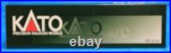 HO Scale KATO 37-6110 AMTRAK P42 Locomotive Phase V Late logo # 19 DC Version