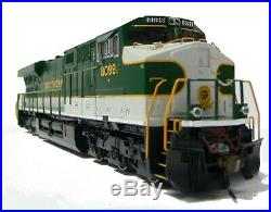 HO Scale Model Railroad Trains Southern GE ES44AC DCC Sound Equipped Locomotive