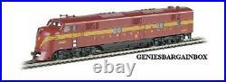 HO Scale PENNSYLVANIA (PRR) E7-A, DCC & SOUND EQUIPPED Locomotive Bachmann 66601
