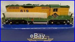 HO Scale Reading GP7 Athearn Genesis Locomotive DCC Ready 62531 NOS #619