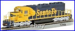 HO Scale SANTA FE SD40-2 Factory DCC Equipped Locomotive New BACHMANN 60913
