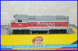 HO scale Athearn Indiana Railroad EMD CF7 locomotive train