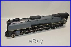 HO scale Rivarossi R5470 Union Pacific RR FEF3 steam locomotive train